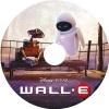 ウォーリー 自作DVDラベル