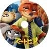 ズートピア 自作DVDラベル