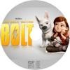 ボルト 自作DVDラベル