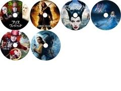 ディズニー映画 自作DVDラベル