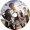 PAN 〜ネバーランド、夢のはじまり〜 自作DVDラベル