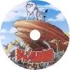 ジャングル大帝 自作DVDラベル
