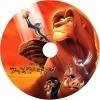 ライオンキング 自作DVDラベル