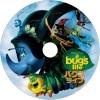 バグズ・ライフ 自作DVDラベル